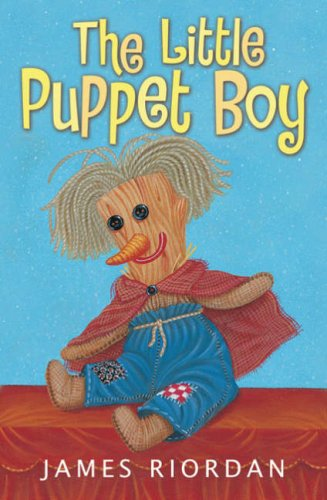 The Little Puppet Boy (White Wolves) (0713686219) by Riordan, James