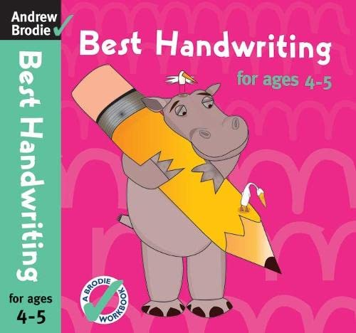 9780713686463: Best Handwriting for Ages 4-5