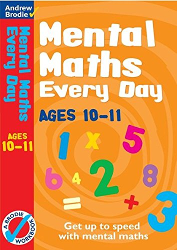 9780713686470: Mental Maths Every Day 10-11