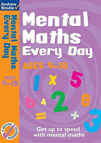 9780713686487: Mental Maths Every Day 9-10