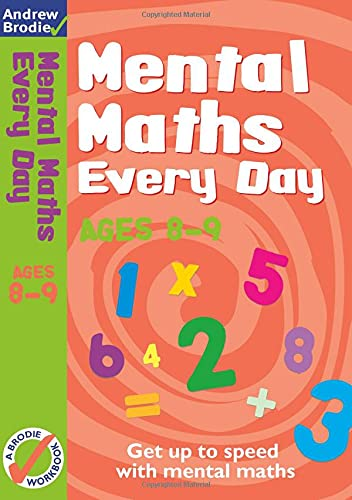 9780713686494: Mental Maths Every Day 8-9
