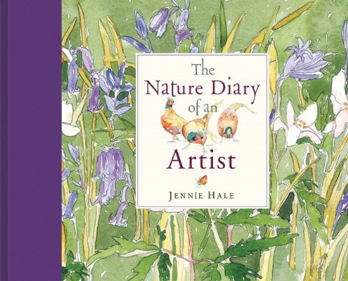 9780713686524: The Nature Diary of an Artist