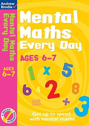9780713686548: Mental Maths Every Day 6-7