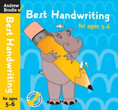 9780713686593: Best Handwriting for Ages 5-6