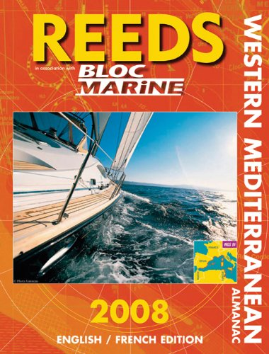 9780713686708: Reeds Western Mediterranean Almanac