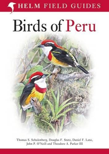9780713686739: Birds of Peru (Helm Field Guides)