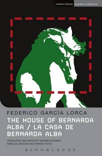 9780713686777: The House of Bernarda Alba: La Casa De Bernarda Alba (Methuen Student Editions)