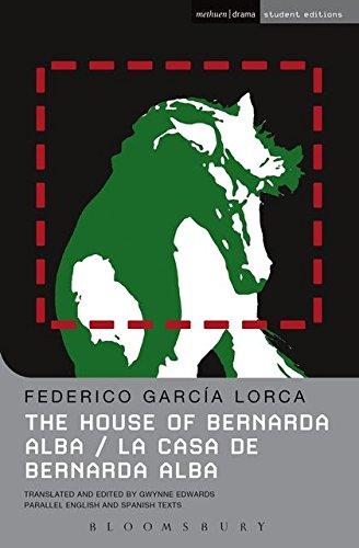 9780713686777: The House Of Bernarda Alba/La Casa de Bernarda Alba (Methuen Student Editions)
