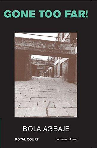 9780713686982: Gone Too Far! (Modern Plays)