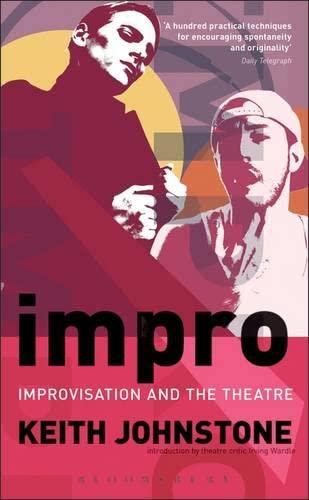 9780713687019: Impro (Performance Books): Improvisation and the Theatre (Performance Books)