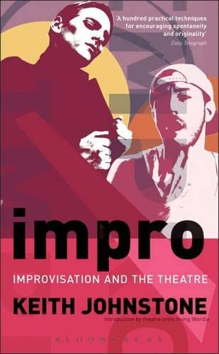 9780713687019: Impro (Performance Books): Improvisation and the Theatre (Performance Books)