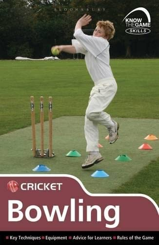 9780713687026: Skills: Cricket - Bowling (Know the Game)
