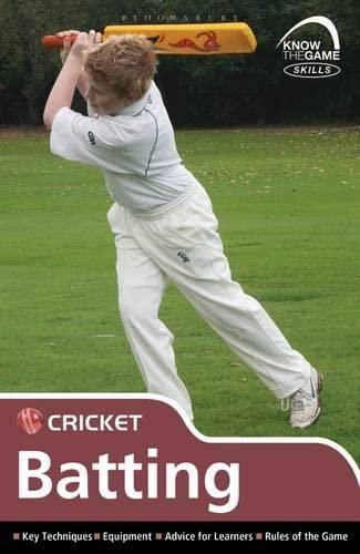 9780713687033: Skills: Cricket - Batting (Know the Game)