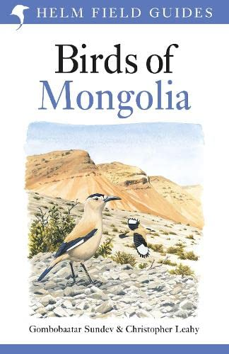 9780713687040: Birds of Mongolia (Helm Field Guides)