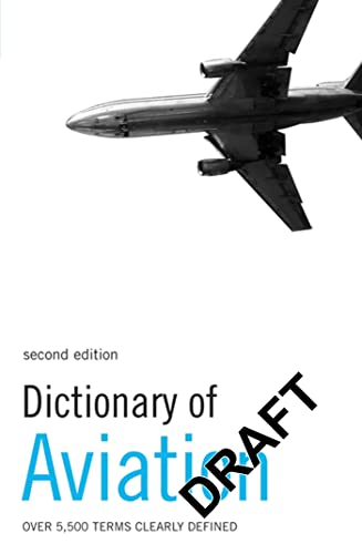 9780713687347: Dictionary of Aviation: Over 5,500 terms clearly defined