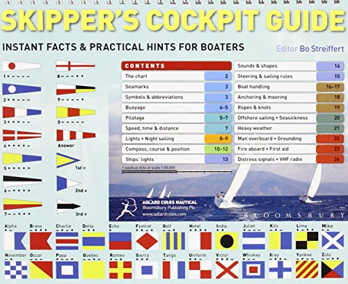9780713687538: Skipper's Cockpit Guide: Instant Facts and Practical Hints for Boaters