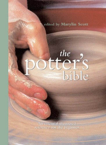 The Potter's Bible (0713687681) by Scott, Marilyn