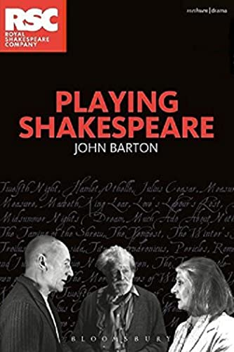 9780713687736: Playing Shakespeare (Performance Books)