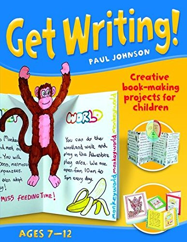 9780713687750: Get Writing! Ages 7-12