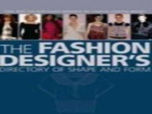 9780713687965: The Fashion Designer's Directory of Shape and Form