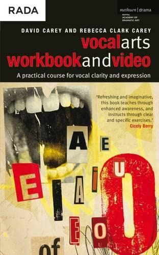 9780713688245: Vocal Arts: A Practical Course for Developing the Expressive Range of Your Voice: Workbook and DVD v. 1 (Performance Books)
