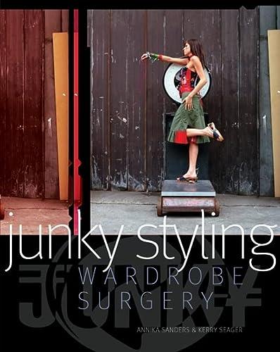 9780713688337: Junky Styling: Wardrobe Surgery