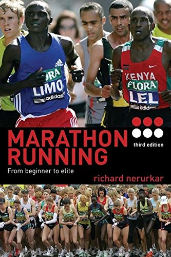 9780713688528: Marathon Running: From Beginning to Elite