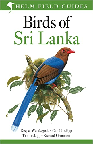 9780713688535: Birds of Sri Lanka (Helm Field Guides)