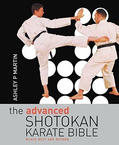 9780713688542: The Advanced Shotokan Karate Bible: Black Belt and Beyond