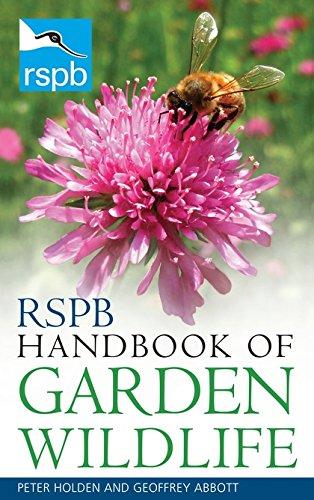 9780713688603: RSPB Handbook of Garden Wildlife
