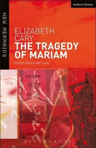 9780713688764: The Tragedy of Mariam (New Mermaids)
