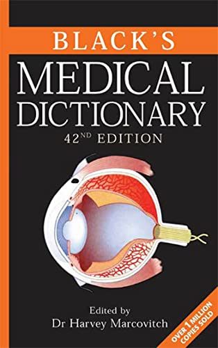 9780713689020: Black's Medical Dictionary: 42nd Edition