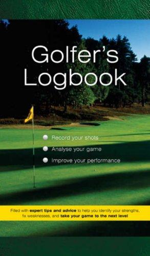 9780713689402: Golfer's Logbook
