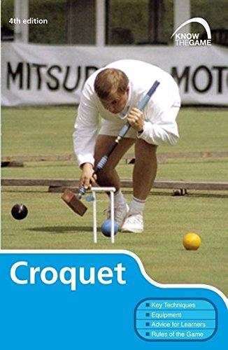 9780713689501: Croquet