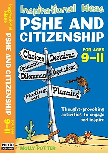 9780713689570: Inspirational Ideas: PSHE and Citizenship 9-11
