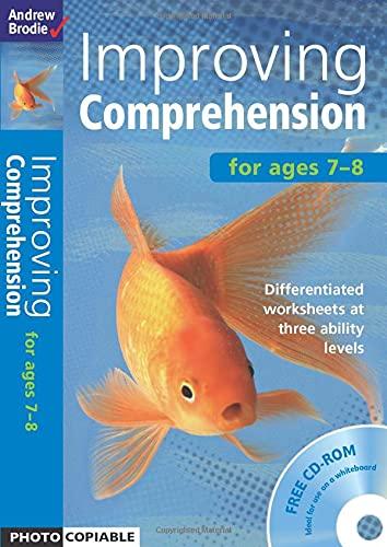 9780713689815: Improving Comprehension 7-8