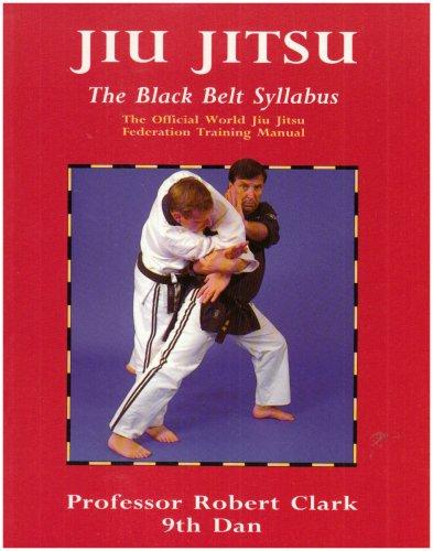 9780713691344: Jiu Jitsu Black: The Official World Jiu Jitsu Federation Training Manual