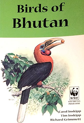 9780713692044: Birds of Bhutan (Helm Field Guides)