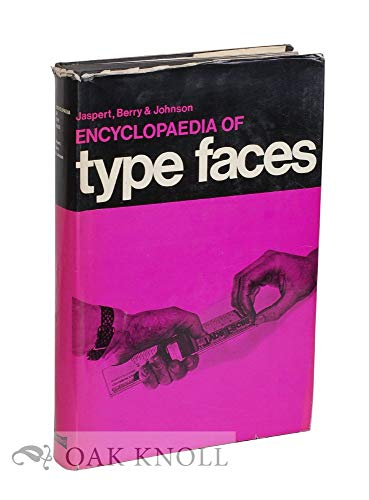 9780713701913: The Encyclopaedia of Type Faces