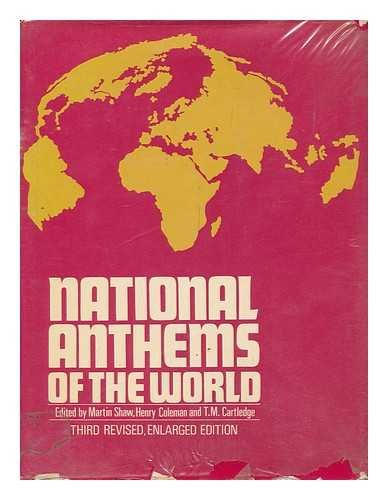 National Anthems of the World.