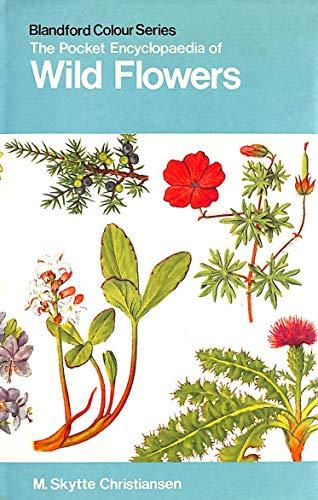 Pocket Encyclopaedia Of Wild Flowers: M Skytte Christiansen