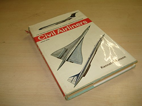 9780713704365: Pocket Encyclopaedia of World Aircraft: Civil Airliners Since 1946 (Colour)