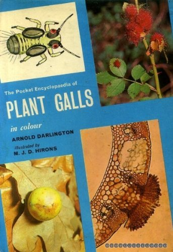 9780713704716: Pocket Encyclopaedia of Plant Galls in Colour