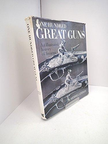 9780713704884: One Hundred Great Guns