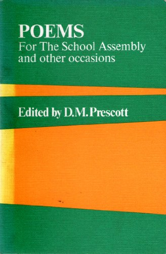 9780713705270: Poems for the School Assembly and Other Occasions (Assembly Books)