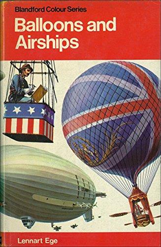 9780713705683: Pocket Encyclopaedia of World Aircraft: Balloons and Airships (Colour)