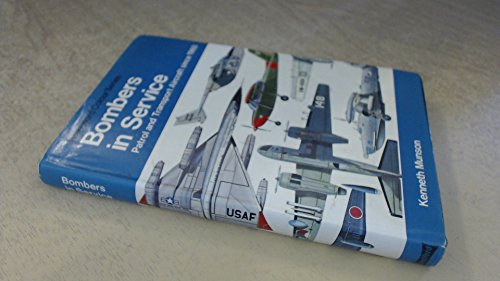 9780713705867: Pocket Encyclopaedia of World Aircraft: Bombers in Service (Colour)