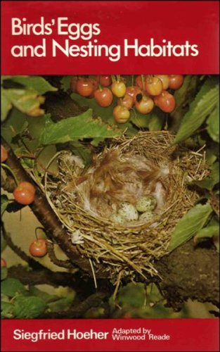 The Pocket Encyclopaedia of Birds' Eggs and: Siegfried Hoeher