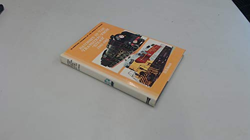 9780713706765: Railways in the Transition from Steam, 1940-65 (Railways of the world in colour)