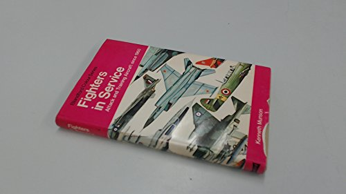9780713706840: Fighters in Service: Attack and Training Aircraft Since 1960
